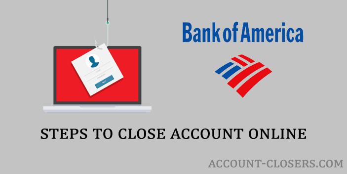Closing Bank of America Account Online