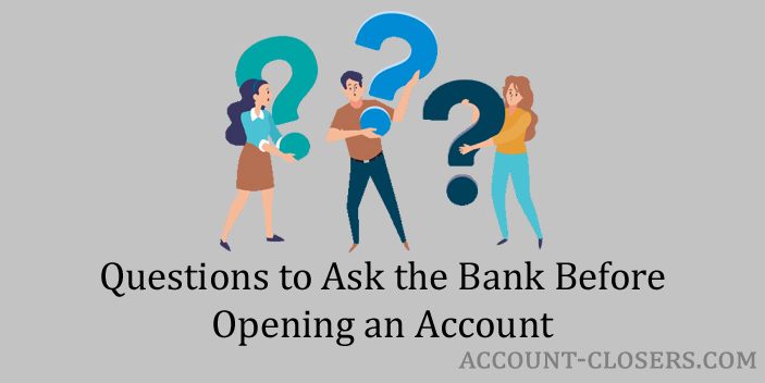 Questions to Ask the Bank