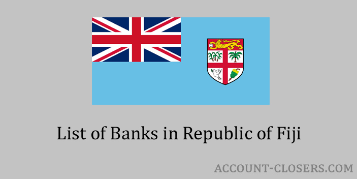 List of Banks in Fiji