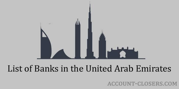 List of Banks in the United Arab Emirates
