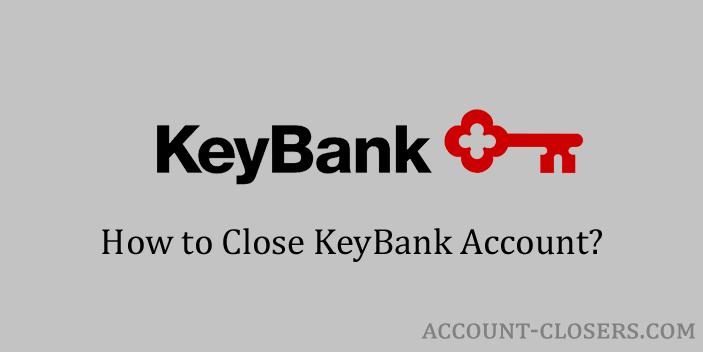 Close KeyBank Account