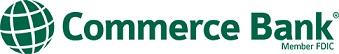 Logo of Commerce Bank