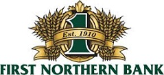 Logo of First Northern Bank