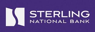 Logo of Sterling National Bank
