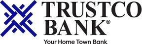 Logo of TrustCo Bank