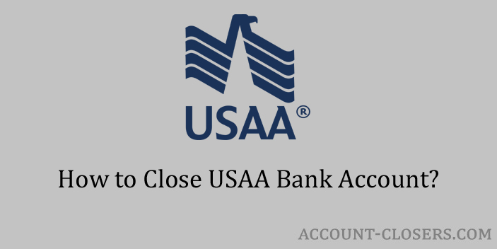 Close USAA Bank Account