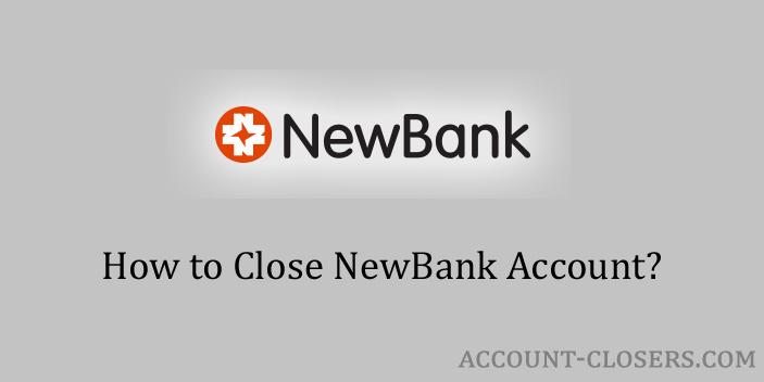 Close NewBank Account