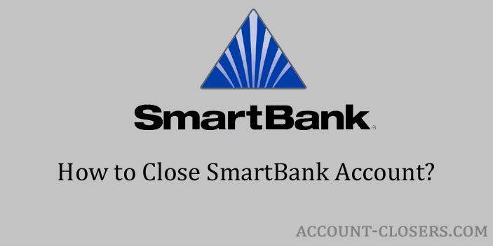 Close SmartBank Account